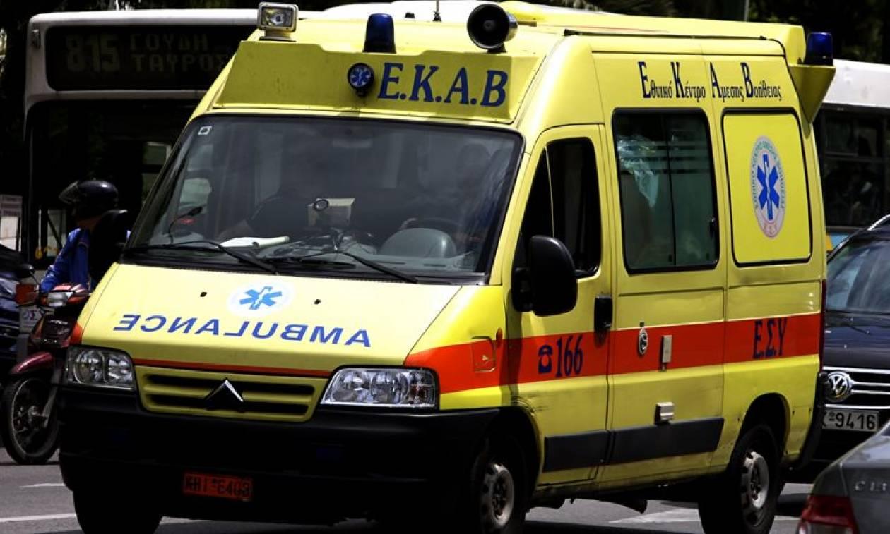Αλμυρός: Αυτοκίνητο παρέσυρε δύο ανήλικα αγοράκια