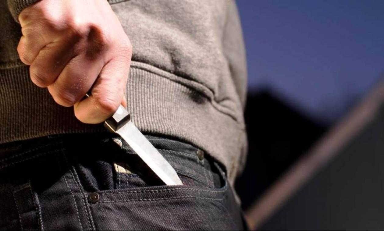 «Μίλησαν» τα μαχαίρια στα Χανιά: Σε κρίσιμη κατάσταση ένα άτομο