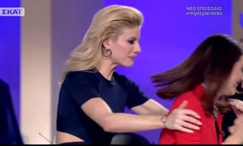 My style rocks: Η Αραβανή έκλεισε το στόμα της Βρισηίδας και την έστειλε στη θέση της- Τι συνέβη;