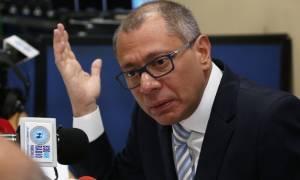 Ισημερινός: Ο αντιπρόεδρος της χώρας καταδικάστηκε σε 6 χρόνια για μίζες από την Οντεμπρέχτ