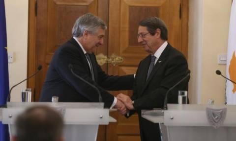 Ταγιάνι: Λύση του Κυπριακού χωρίς τουρκικά στρατεύματα
