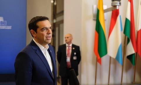 Σύνοδος Κορυφής: Λάβρος ο Τσίπρας κατά της πρότασης Τουσκ - Πρωτοβουλία για την «κοινωνική Ευρώπη»