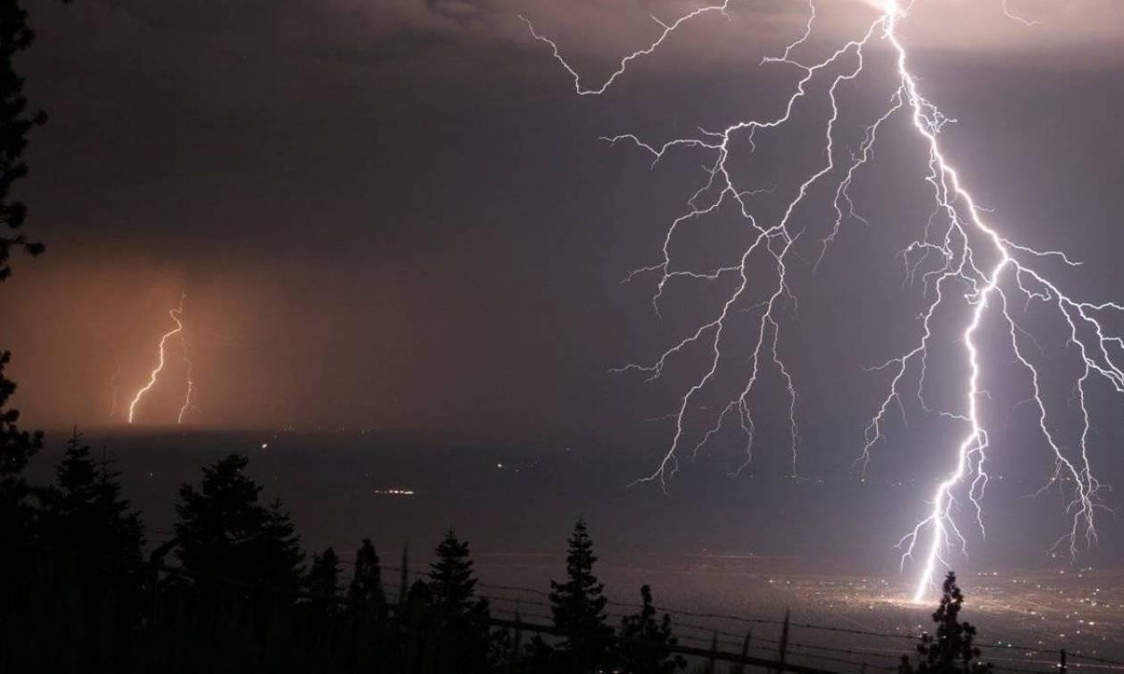 Καιρός – ΠΡΟΣΟΧΗ! Ο Αρνιακός προειδοποιεί για πλημμύρες – Πού θα «χτυπήσουν» έντονα φαινόμενα