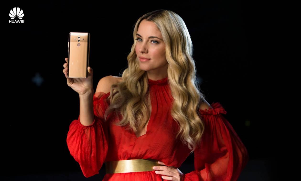 Η Δούκισσα Νομικού πρέσβειρα της νέας σειράς smartphone της Huawei στην Ελλάδα!