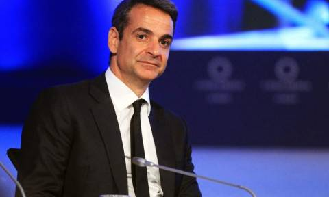 Mitsotakis: New Democracy to present 'Greece of the future'