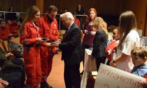 Ελληνικός Ερυθρός Σταυρός: Από γενιά σε γενιά το ιδεώδες του εθελοντισμού (pics)