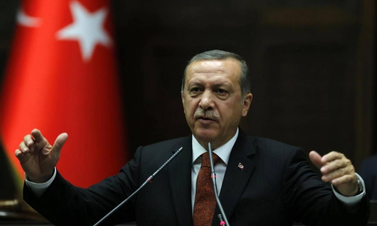 Ερντογάν: Πρωτοβουλίες για την ακύρωση της απόφασης Τραμπ για την Ιερουσαλήμ