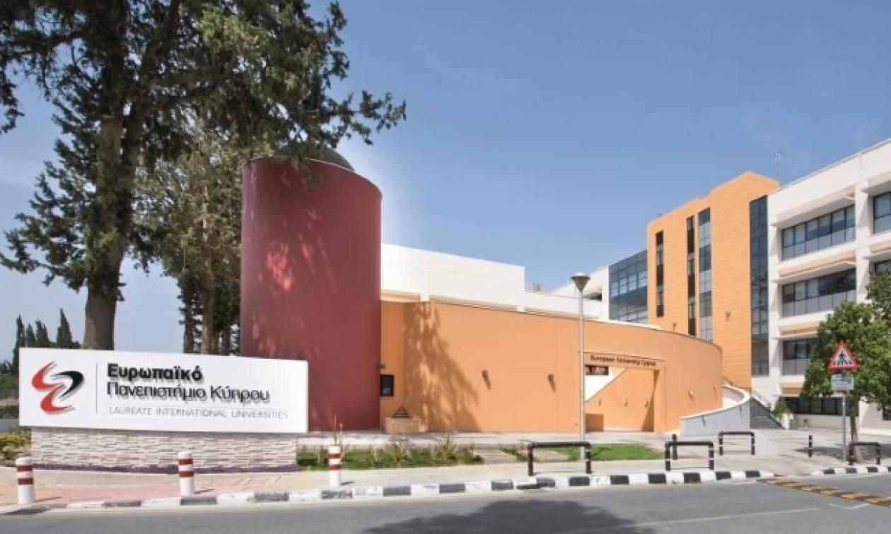 Βράβευση φοιτητή Ευρωπαϊκού Πανεπιστημίου Κύπρου από την Ακαδημία Αθηνών