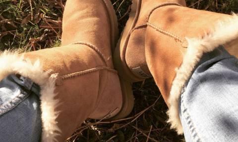 Πώς να καθαρίσεις μόνη σου τις Ugg μπότες σου