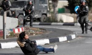 ΒΙΝΤΕΟ-ΣΟΚ: Καρέ-καρέ η επίθεση Παλαιστινίου «ζωσμένου» με εκρηκτικά (ΠΡΟΣΟΧΗ! ΣΚΛΗΡΕΣ ΕΙΚΟΝΕΣ)