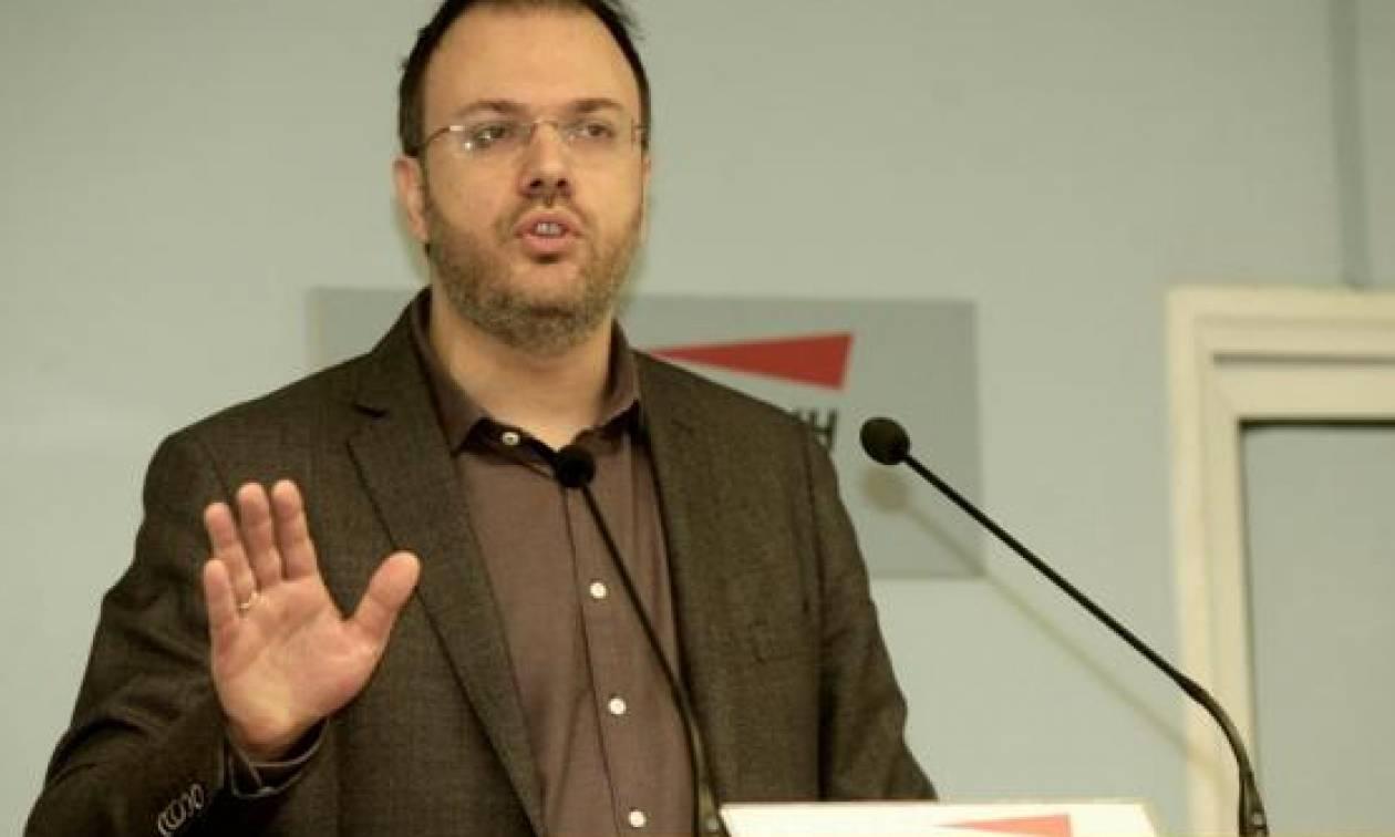 Θεοχαρόπουλος: Η ΝΔ δεν θα δώσει μάχη για τη μείωση των ανισοτήτων