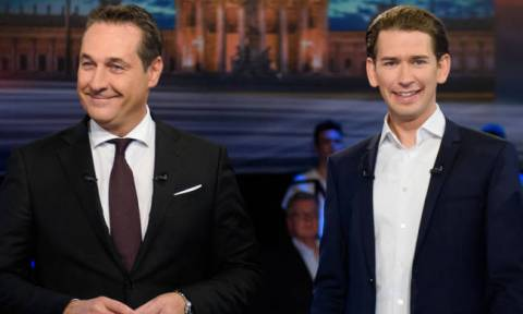 Austrian far-right joins coalition led by PM Sebastian Kurz