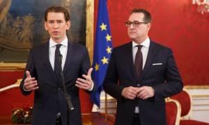 Αυστρία: Τα υπουργεία Εξωτερικών, Εσωτερικών και Άμυνας στα χέρια των ακροδεξιών