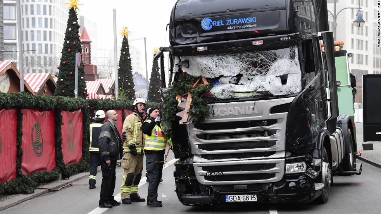 Συναγερμός για τρομοκρατικό χτύπημα στη Γερμανία έναν χρόνο μετά την φονική επίθεση στο Βερολίνο