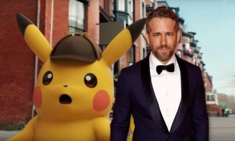 Η πρώτη ταινία του Χόλιγουντ για την «τρέλα» των Pokemon είναι γεγονός! (Vid)