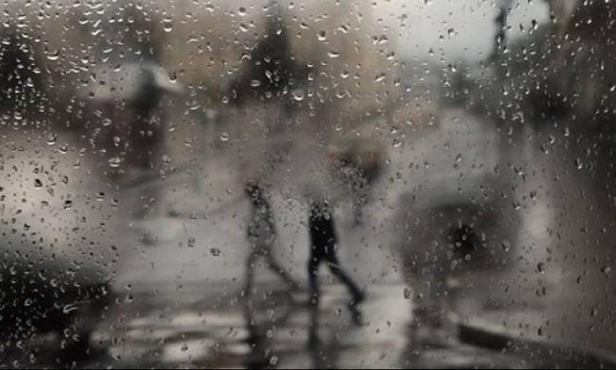 Καιρός: Δείτε πού βρέχει τώρα