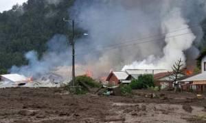 Χιλή: Αυξάνεται ο αριθμός των νεκρών από την κατολίσθηση λάσπης