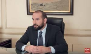 Αποκλειστική συνέντευξη Τζανακόπουλου στο Cnn.gr: Τον Αύγουστο του 2018 τελειώνουν τα Μνημόνια