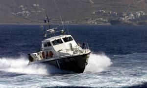 Προσάραξη πλοίου στην Κυνόσουρα Σαλαμίνας