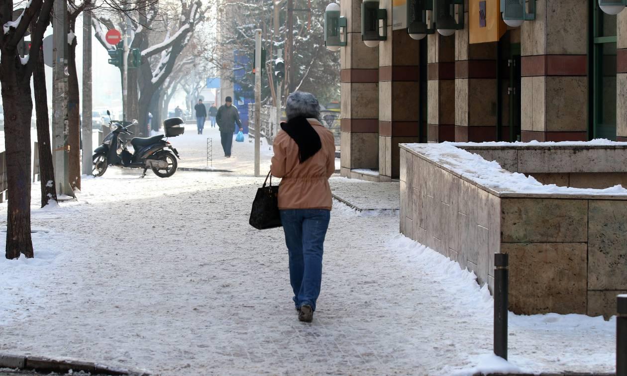 Καιρός: Ο χειμώνας έρχεται! Βουτιά του υδράργυρου έως και 10 βαθμούς και… χιόνια