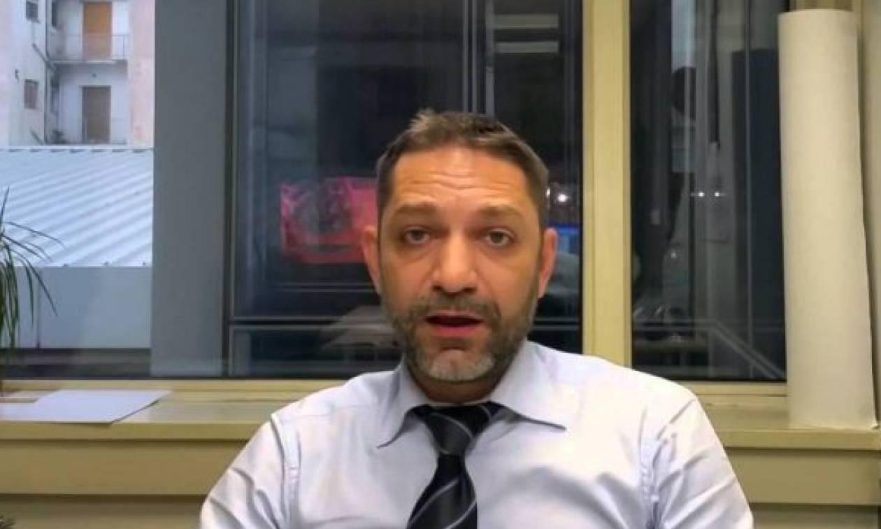 Βασίλης Μπεσκένης: Αυτή είναι η αιτία θανάτου του δημοσιογράφου