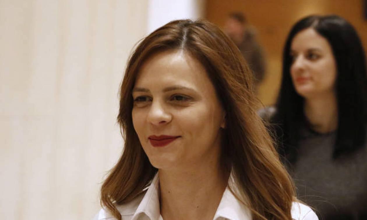 Αχτσιόγλου: Έκτακτη ενίσχυση 650 ευρώ σε εργαζόμενους στη Δυτική Αττική