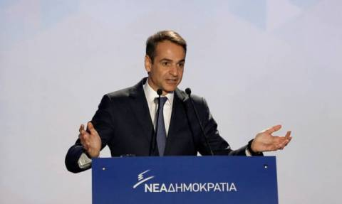 Mitsotakis: ND is ready and has a plan for changing Greece