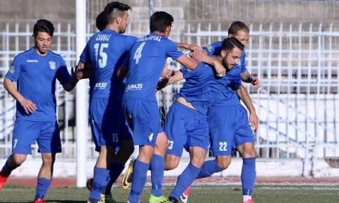Football League: Πρώτο «διπλό» για Απόλλωνα Λάρισας, επιστροφή για Βέροια