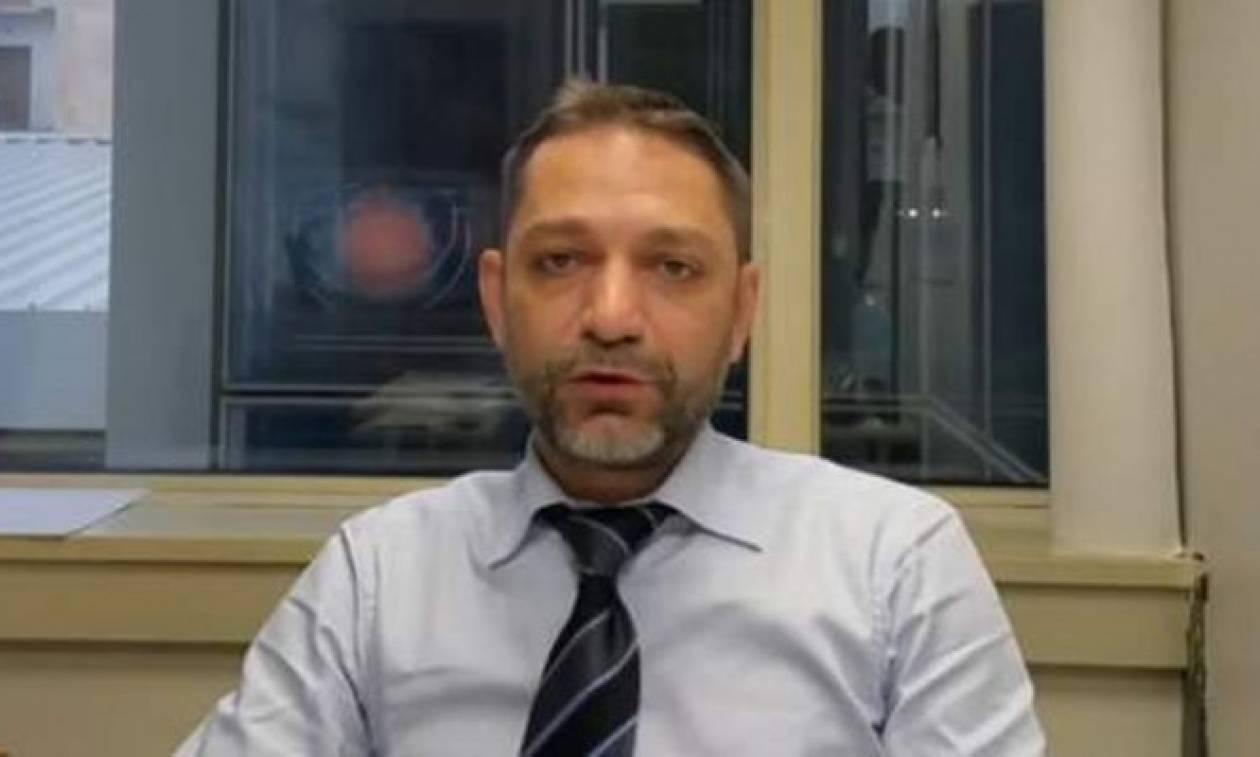 Βασίλης Μπεσκένης: Έφυγε ξαφνικά από τη ζωή στα 43 του, μετά τη βάφτιση του παιδιού του