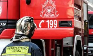 Κακοκαιρία: Στέγαστρο ξεκόλλησε από οροφή, «πέταξε» και... προσγειώθηκε σε σούπερ μάρκετ (pics&vid)