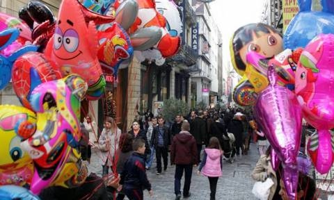 Shops open on two following Sundays