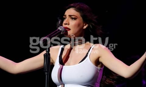 Ήβη Αδάμου: Πρεμιέρα για την εγκυμονούσα τραγουδίστρια – Οι πρώτες εικόνες με φουσκωμένη κοιλίτσα