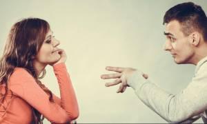 Αυτές είναι οι 10 πρώτες ερωτήσεις που κάνει μια Γυναίκα σε έναν Άντρα!