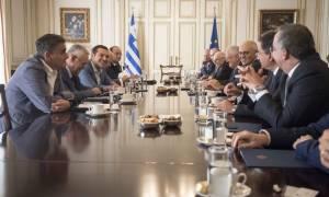 Συνάντηση Τσίπρα με το προεδρείο της Ελληνικής Ένωσης Τραπεζών, τη Δευτέρα