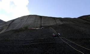 Όλυμπος: Τέλος στο θρίλερ - Εντοπίστηκαν σώοι οι δύο ορειβάτες