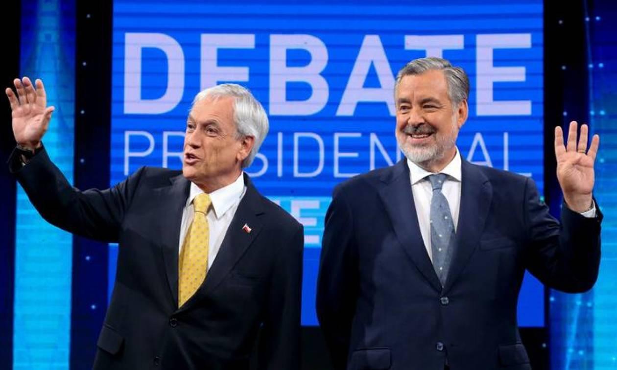 Χιλή - εκλογές: «Οδυνηρή ήττα» του κεντροαριστερού Γκιγιέ από τον δεξιό Πινιέρα