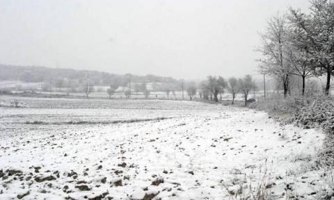Καιρός τώρα - Έκτακτο δελτίο επιδείνωσης: Με χιόνια, καταιγίδες και κρύο η Δευτέρα (pics)