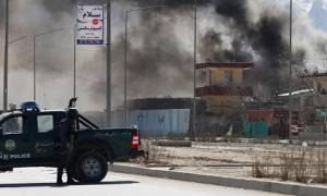 Αφγανιστάν: Έκρηξη σε στρατιωτικό κέντρο εκπαίδευσης στην Καμπούλ