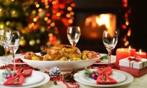 Χριστούγεννα 2017: Πόσο θα κοστίσει φέτος το γιορτινό τραπέζι