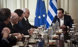 Τι ζήτησε ο Αλέξης Τσίπρας από τους τραπεζίτες
