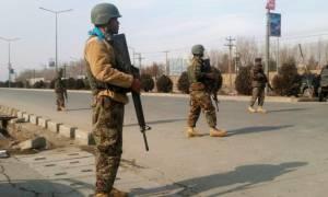 Αφγανιστάν: Το ISIS ανέλαβε την ευθύνη για την επίθεση στο στρατιωτικό κέντρο εκπαίδευσης (vid)
