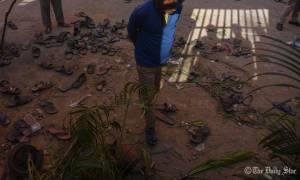 Τραγωδία: Ποδοπατήθηκαν στην ουρά για ένα πιάτο φαί – Τουλάχιστον 10 νεκροί και 50 τραυματίες (Pics)