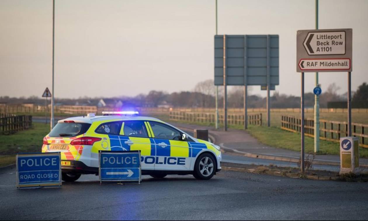 «Επίθεση» σε στρατιωτική βάση στη Βρετανία: Τι γνωρίζουμε μέχρι στιγμής (Pics)