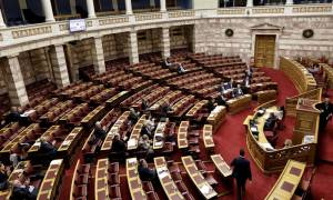 Βουλή: Άγριος τσακωμός Λεβέντη-Μεγαλοοικονόμου - «Είστε πουλημένοι»