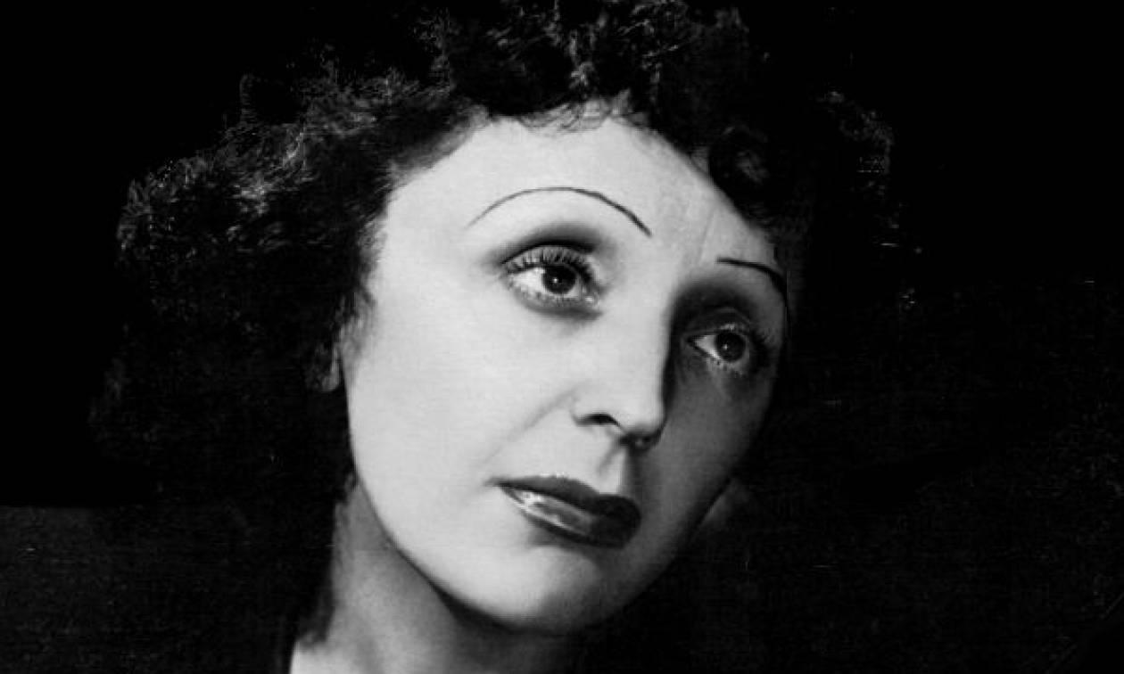Σαν σήμερα το 1915 γεννήθηκε η τραγουδίστρια και ηθοποιός Έντιθ Πιάφ