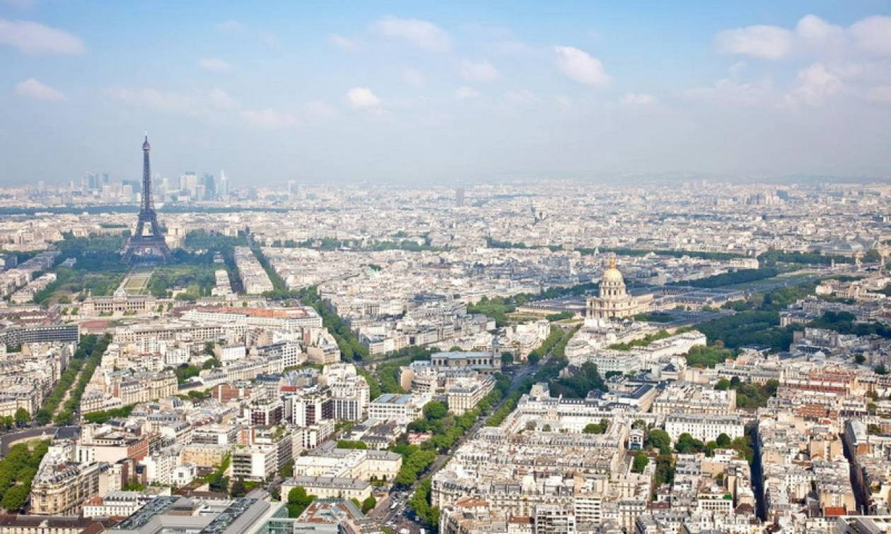 Ένα… Παρίσι προστίθεται στα κτίσματα της Γης κάθε πέντε μέρες! (pics)