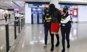 Ραγδαίες εξελίξεις στην υπόθεση της 19χρονης που συνελήφθη στην Κίνα με κοκαΐνη