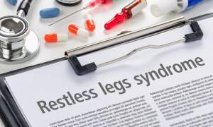 Σύνδρομο ανήσυχων ποδιών: Πόσο αυξάνει τον κίνδυνο καρδιαγγειακού θανάτου