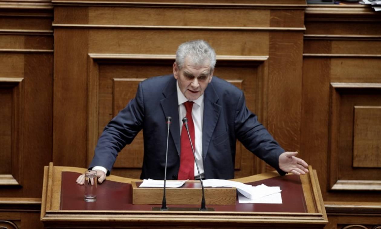 Παπαγγελόπουλος για πόθεν έσχες: Ούτε βήμα πίσω από την κυβέρνηση – Θα νομοθετηθεί μετά τις γιορτές