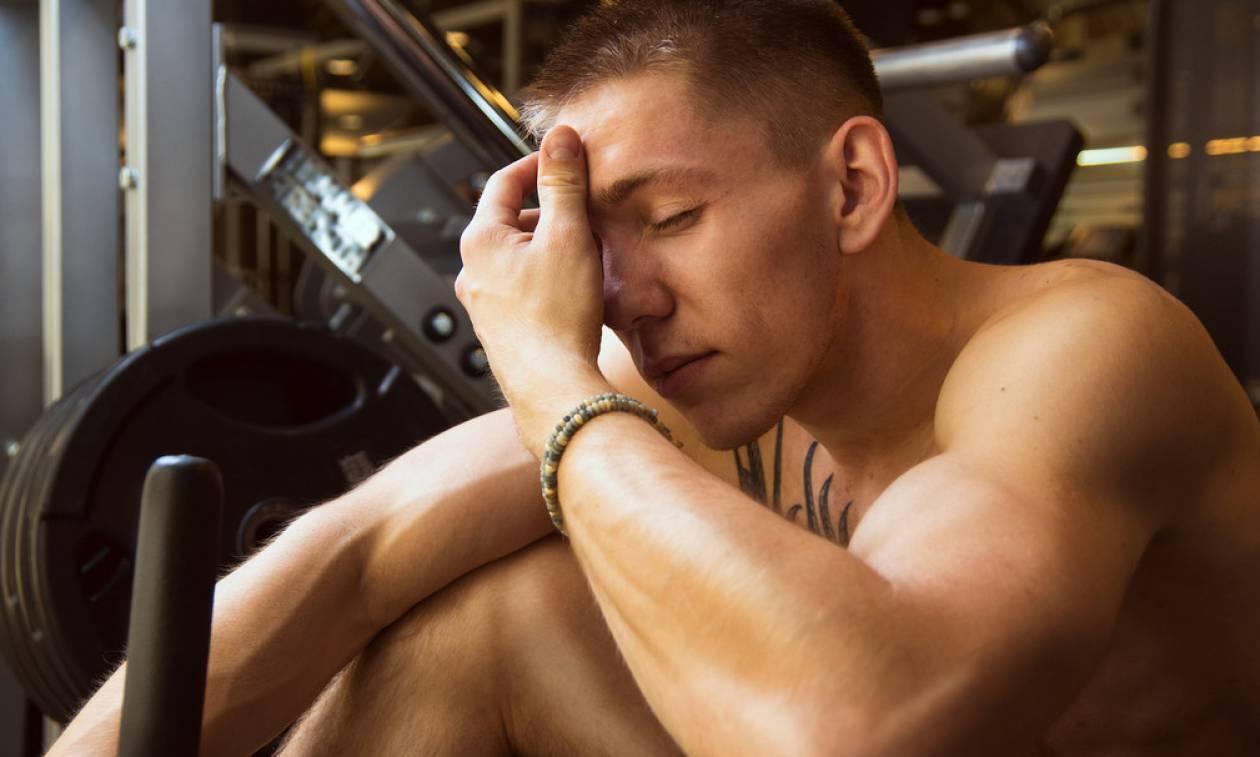 Δείτε τις 6 πιο επικίνδυνες ασκήσεις του γυμναστηρίου!